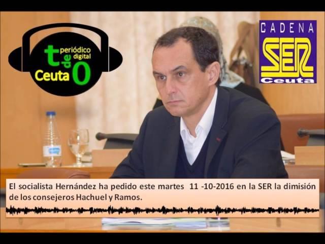 la SER-Hernández