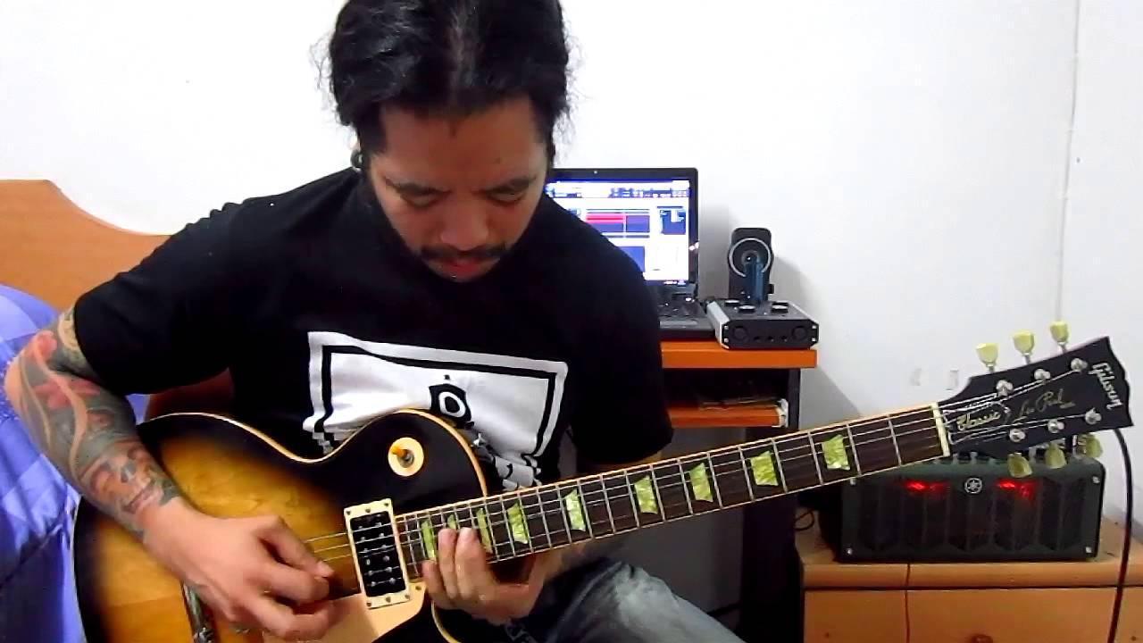 Led Zeppelin - Stairway To Heaven Guitar Solo - YouTube