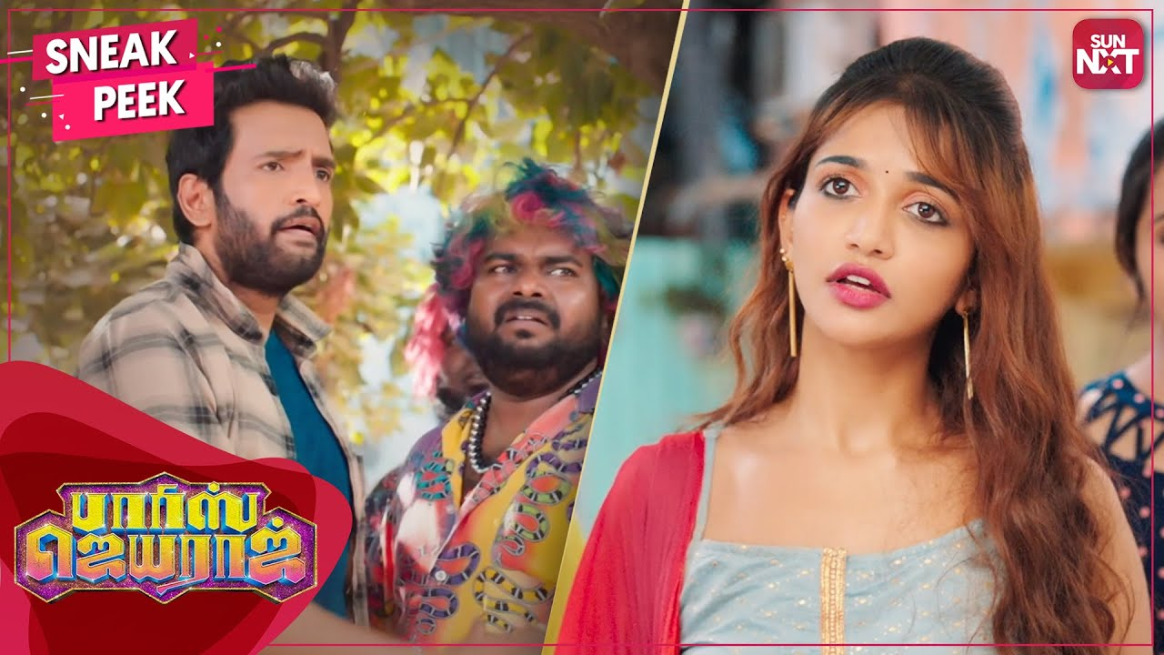 Santhanam as a SOUP BOY | Parris Jeyaraj | Blockbuster Tamil Comedy Movie | Anaika Soti | SUN NXT