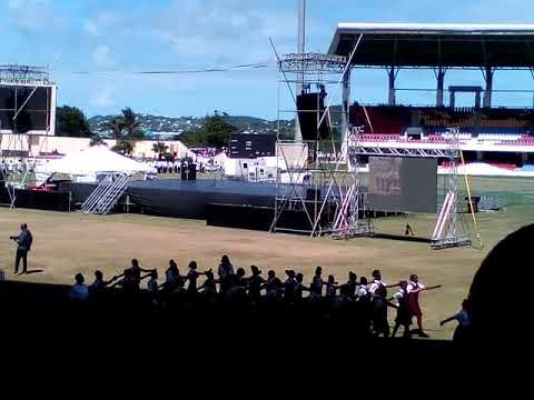 Antigua and Barbuda Youth Rally 2017/Antigua Girls High School