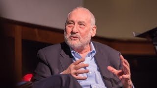 Joseph Stiglitz on the Great Divide
