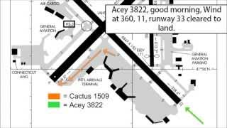 ATC Incident at Bradley International Airport