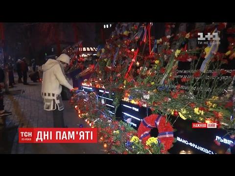 На Майдані на віче збираються люди, які підтримують блокаду на сході країни