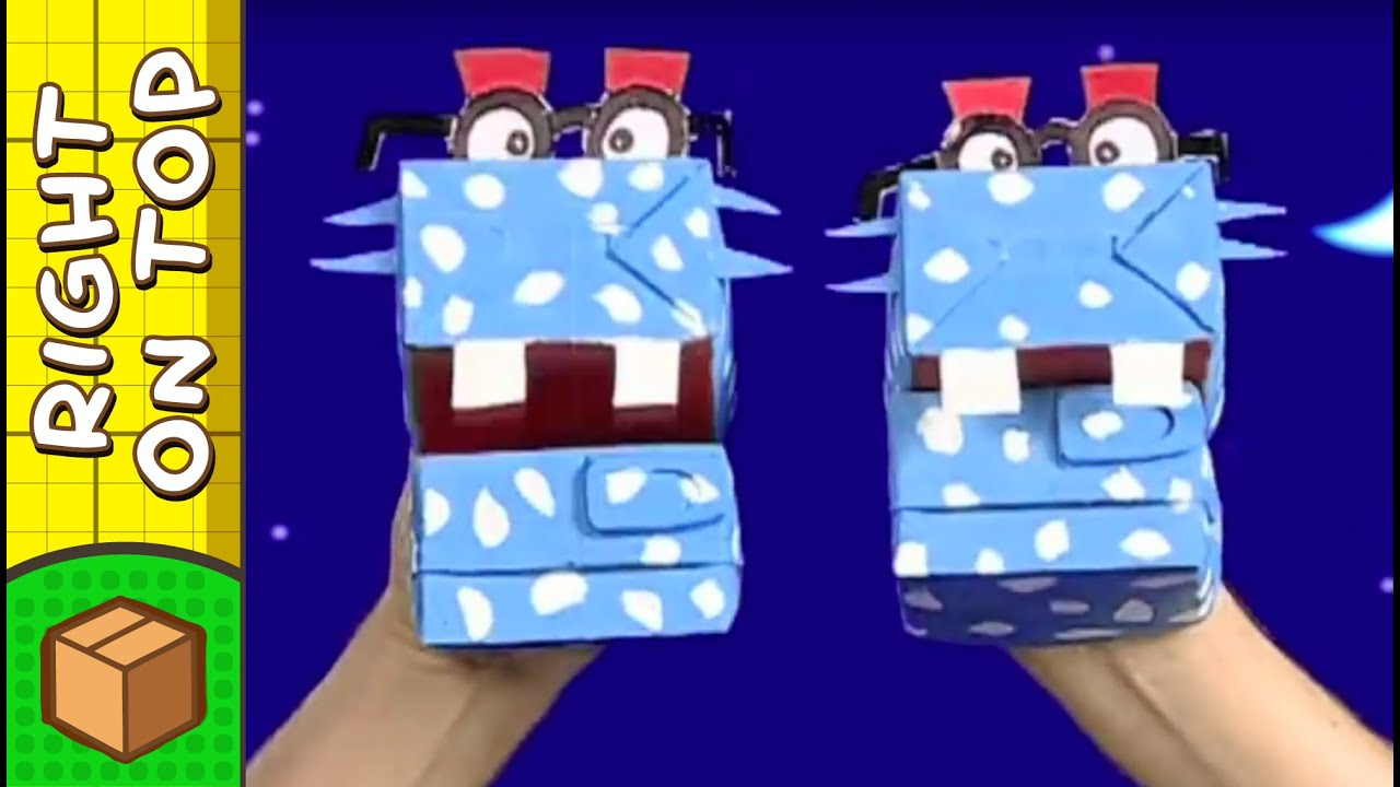 Crafts Ideas for Kids - Cardboard Hand Puppet | DIY on ... - photo#42