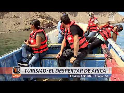 El despertar turístico de Arica