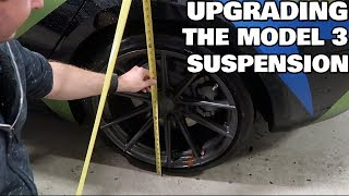 Model 3 Suspension Upgrade and the Lawyers aren't Happy