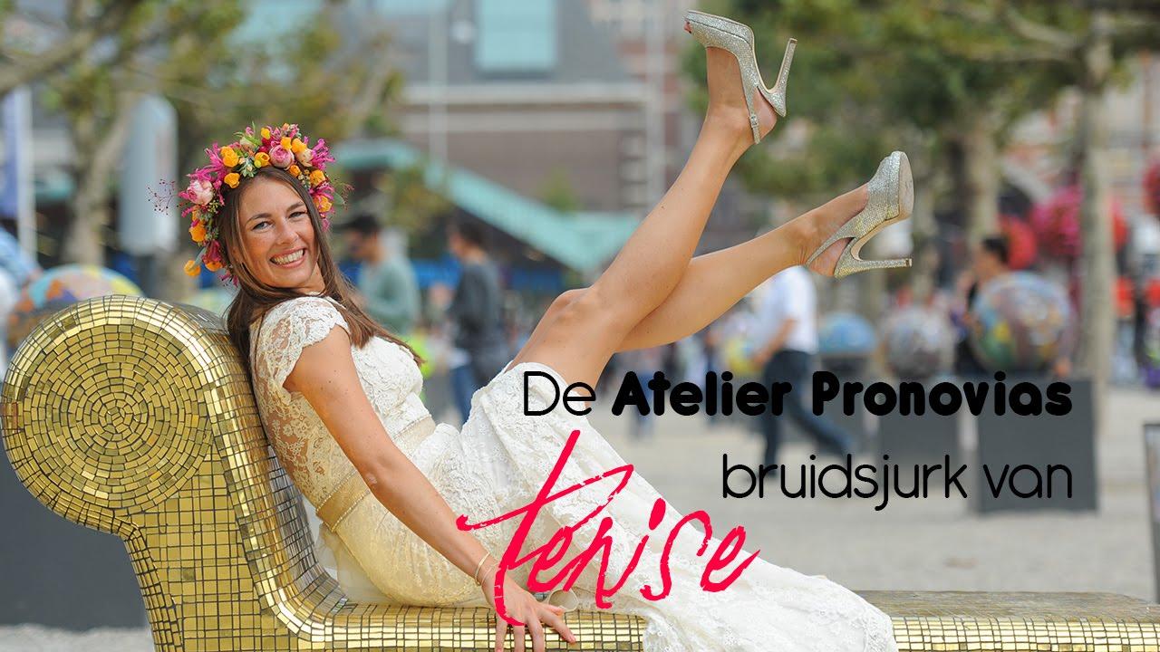 Atelier Pronovias Yanguas – bruidsjurk van Tenise