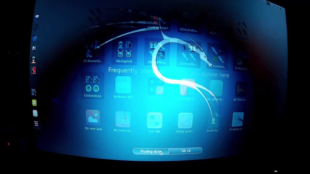 hướng dẫn cài song song windows 10 và kali linux 2.0 mới nhất
