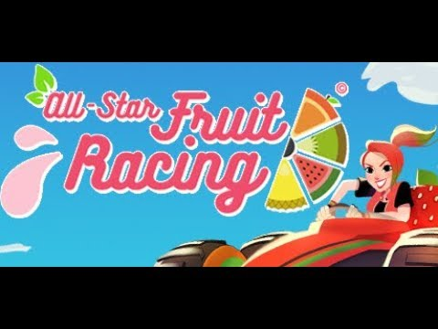 Let's Try All-Star Fruit Racing |