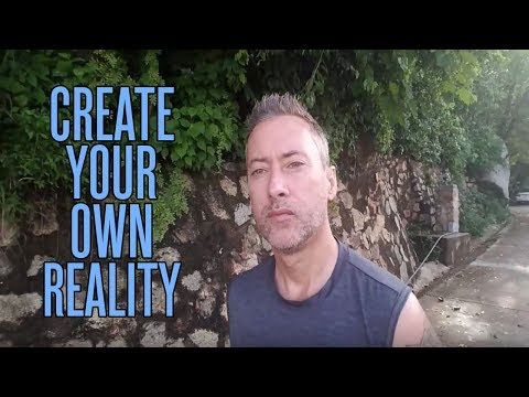 Creating Your Own Reality, Law of Attraction, Karma and Justice