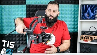 DSLR Gimbal με 350€;;; | TechItSerious