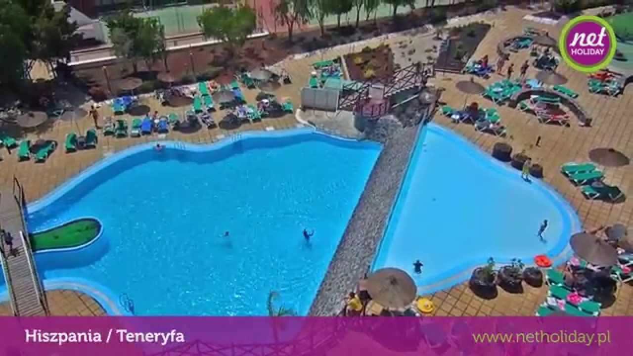 Aguamarina Golf Hotel Tenerife Video