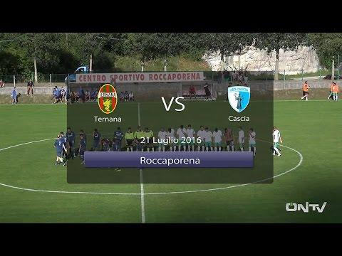 ONTV: TERNANA – CASCIA  Roccaporena (9-0) – 1 TEMPO