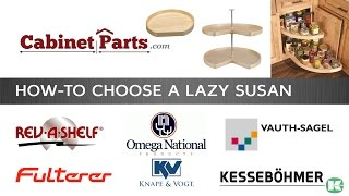 How To Choose A Lazy Susan