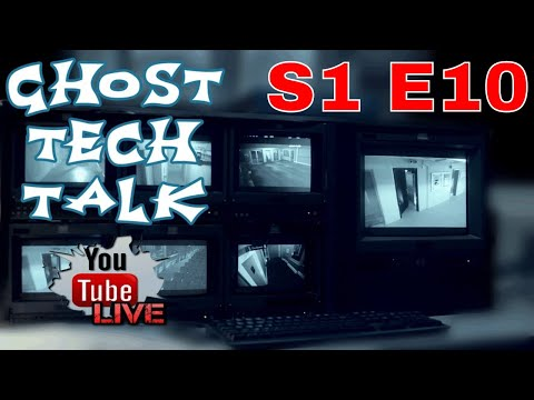 Ghost Tech Talk! PSPR Paranormal Pursuit and PANICd Paranormal History