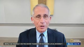 Fauci 'seriously doubts' Russia's coronavirus vaccine is safe and effective