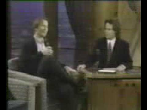 Jim Carroll on The Dennis Miller Show (1992)