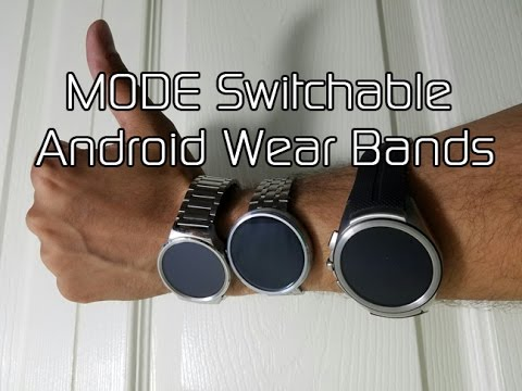 Chrome OS Gets Google Play. MODE Switchable Android Wear Bands. Ultra-Sonic Link Sharing?