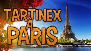 TartinEx à Paris - Montage du Voyage !