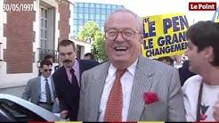 Les sorties les plus polémiques de Jean-Marie Le Pen