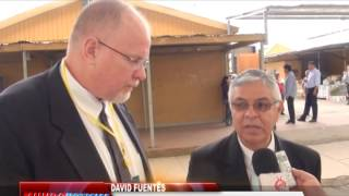 Pastores Evangélicos del Mundo se reunen en Curanilahue