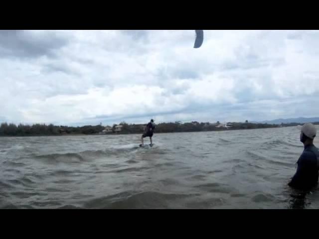 First Trial Kite