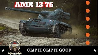 Amx 13 75 Pop Gun Fun World of Tanks Blitz