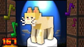 LUZ, MUSICA.. GATINHOS!! - Forever Mapa #167 - Jogar Minecraft 1.9