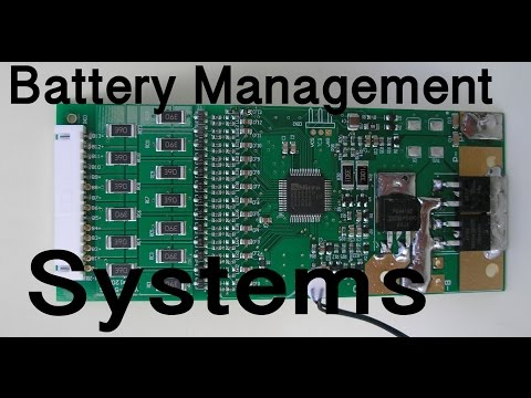 My thoughts on Lithium  Battery Management Systems - BMS