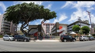 Makiki Apartment Complex For Homeless People
