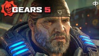 GEARS 5 Pelicula Completa Español Latino | Historia Completa (Gears of War 5)