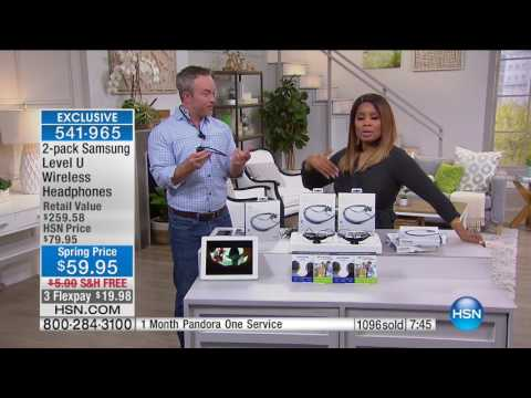 HSN | Samsung Electronics 03.04.2017 - 06 PM