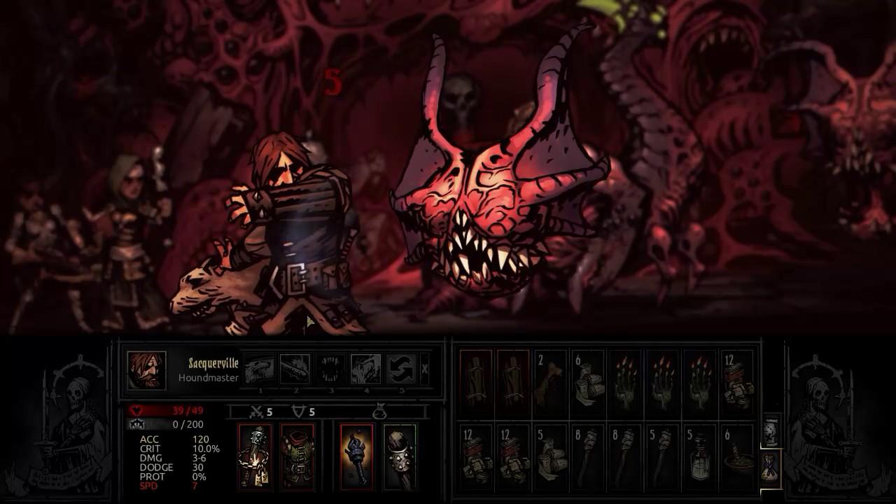 Darkest Dungeon Tier List 2020.Darkest Dungeon Level 2