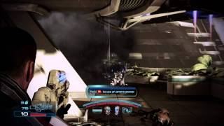 Mass Effect 3 Demo 1st and 2nd Mission