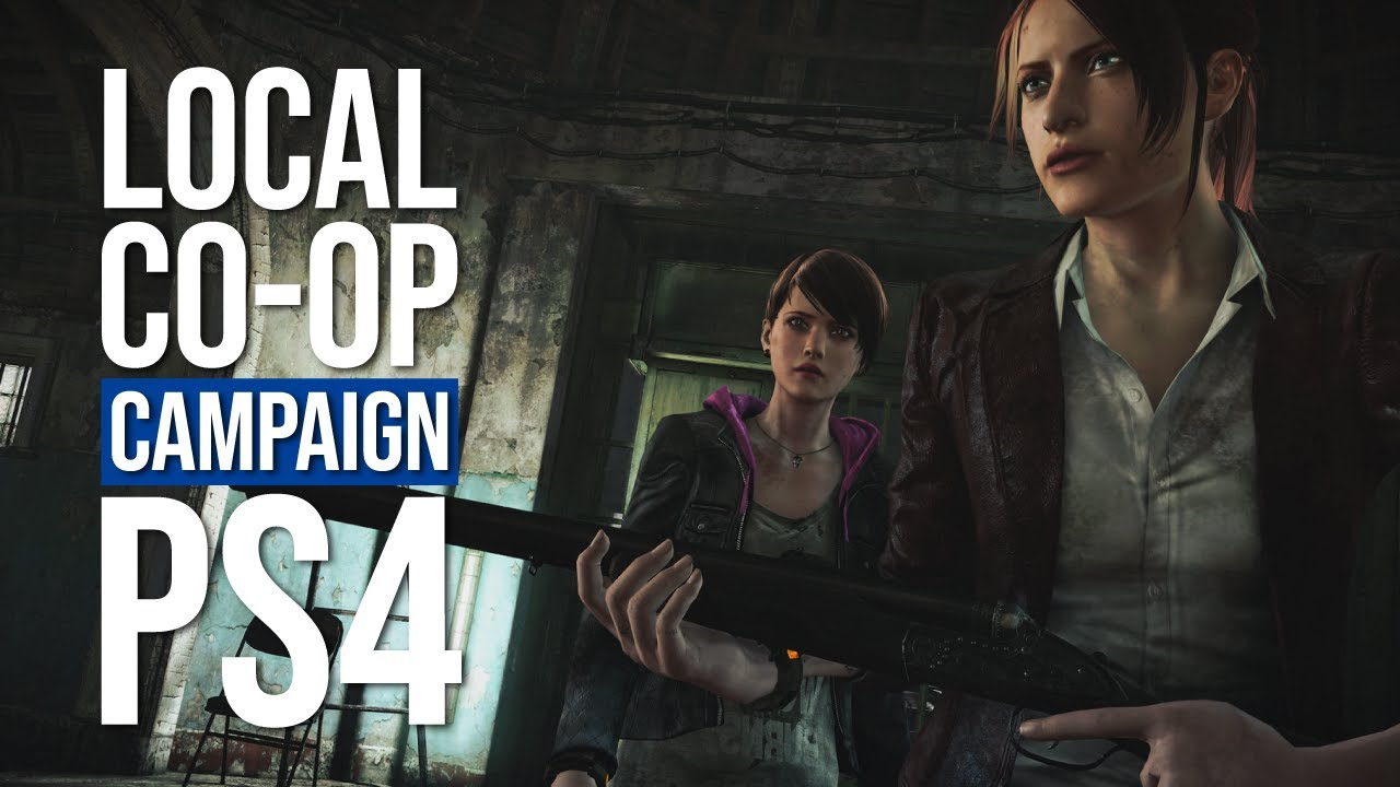 20 Best Ps4 Local Co Op Campaign Games Youtube