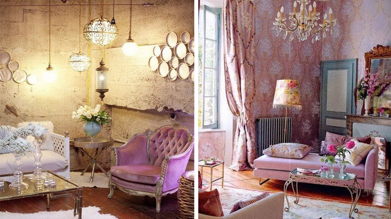 19 Ideas Of Feminine Shabby Chic Apartment Decorating