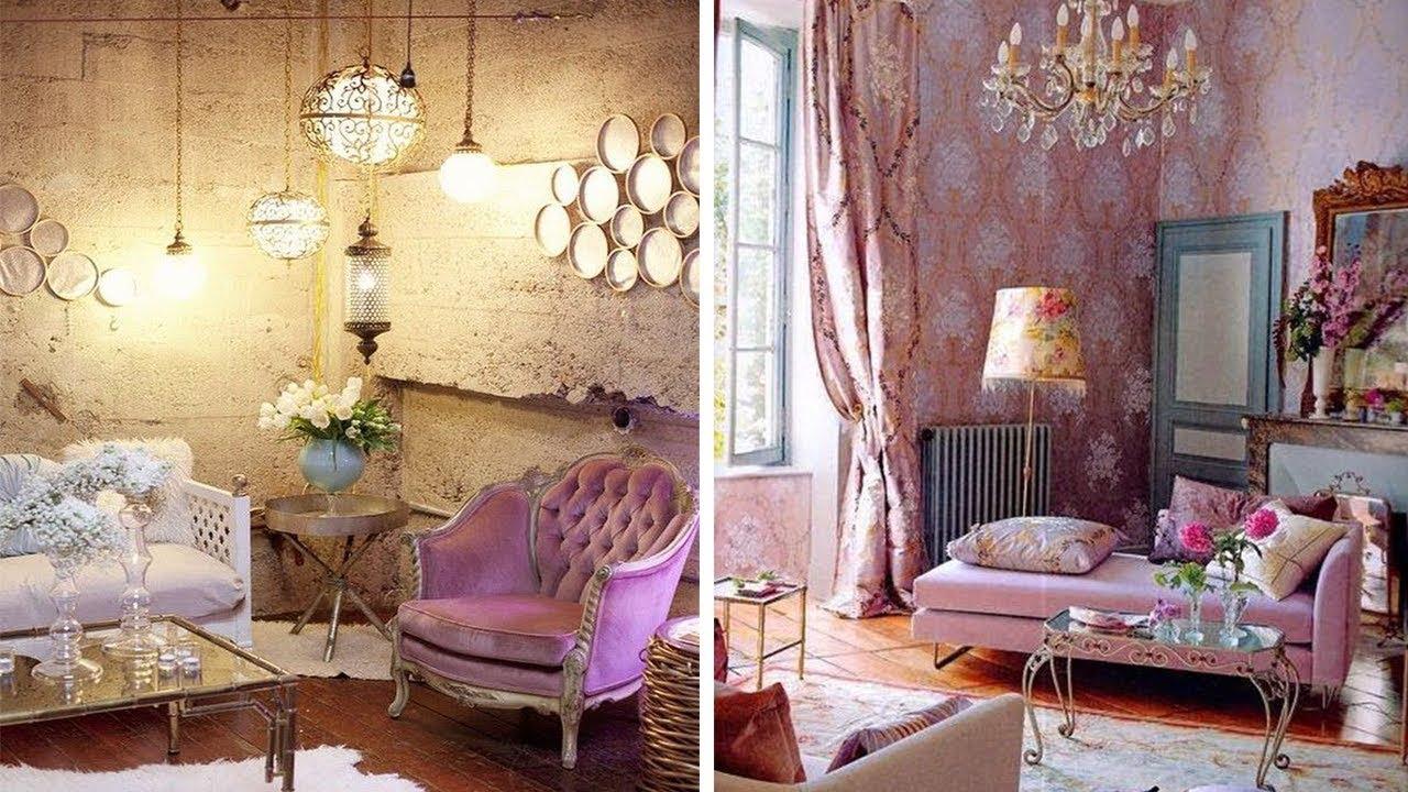 19 Ideas Of Feminine Shabby Chic Apartment Decorating