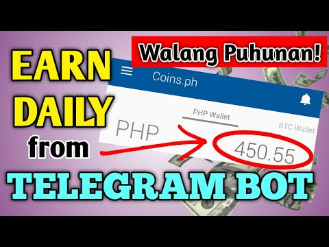 EARN DAILY FROM TELEGRAM BOT | FREE NO INVESTMENT | SEE MY PROOF LIVE WITHDRAWAL