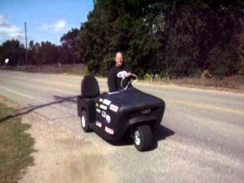 CUSHMAN ON HIGH SPEED Has Been SOLD - YouTube