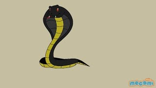 16 Interesting Facts about King Cobras - Fun Facts for Kids | Educational Videos by Mocomi
