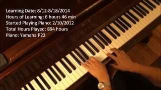L3#2 Calypso Rhumba - Alfred's Basic Adult Piano Course 3, P. 6-7