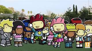 Official Scribblenauts™ Showdown Launch Trailer - Game Day