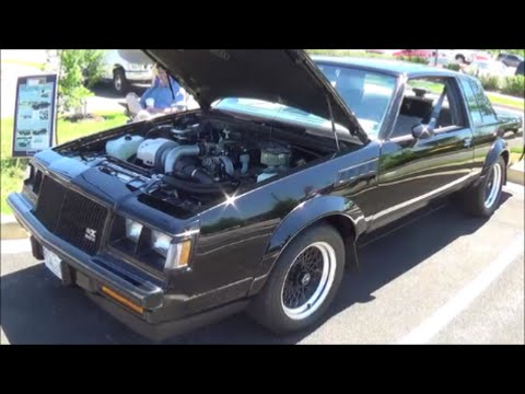 Buick Grand National Barn Find >> 1987 Buick Grand National GNX 22k mi, 449 0f 547 - YouTube