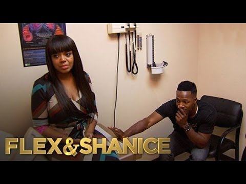 Flex and Shanice Get the Test Results | Flex and Shanice | Oprah Winfrey Network