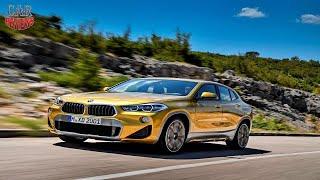 Cheeky BMW X2 Advert Takes Aim At Mercedes GLA  - Car Reviews Channel