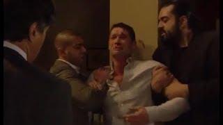 EastEnders - Christian Clarke Gets Beaten Up By Qadim Shah 29th April 2010