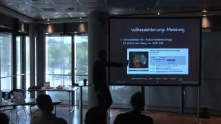empfehlenswert volkszaehler.org - SmartMeter im Selbstbau und Selbstversuch [SIGINT10]  Rezension
