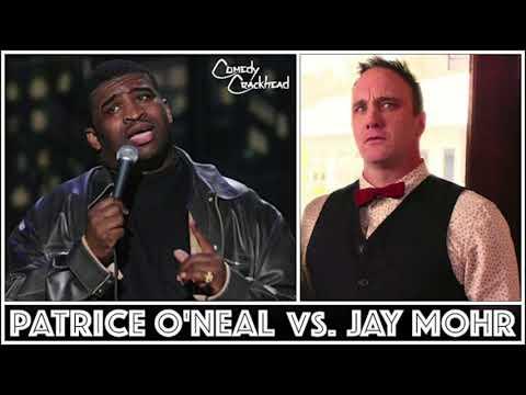 O&A: Patrice O'Neal vs. Jay Mohr
