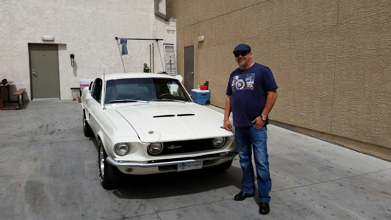 PAWN STARS -1967 Shelby Mustang GT 350 cobra for sale at Celebrity ...