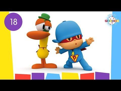 Pocoyó - MUNDO POCOYO: Super Pocoyo (EP18) | 30 minutos